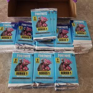 FORTNITE 3 CARD PACKS, 10 for $10
